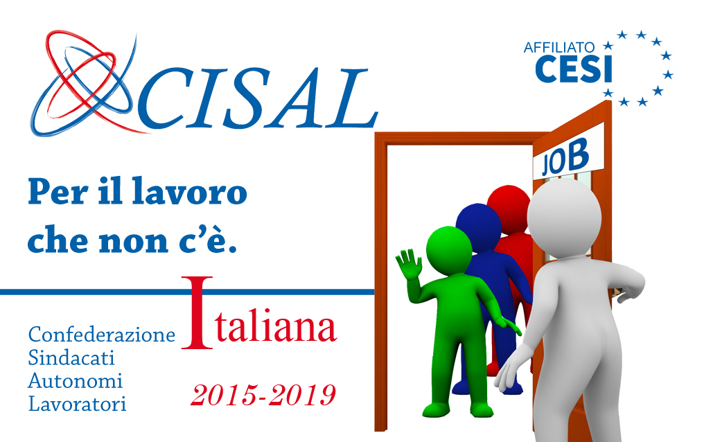 fronte card CISAL