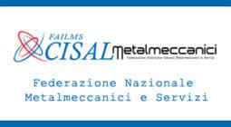 CISAL METALMECCANICI